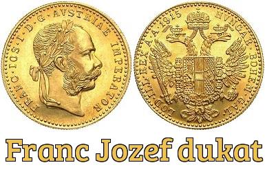 Franc Jozef zlatni dukati