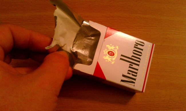 Otkup folija od cigareta - istina ili zabluda, šta treba znati